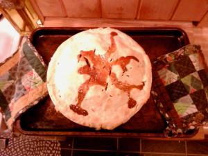 Apple Pie w/ Caramel Drizzle